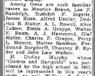 """The Salt Lake Tribune, Salt Lake City, UT, """"Springville Art Exhibition Set March 31"""", March 8, 1939, Page 17"""