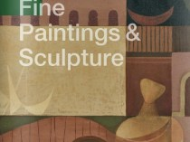"""Skinner Auctioneers & Appraisers of Fine Art, Boston, MA, Exhibition Catalog, """"Fine Paintings and Sculpture (Sale #2779B)"""", January 23, 2015, Sale #2779B, Lot #420, page 79, illustrated: Color"""