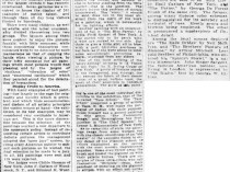 """St. Louis Post-Dispatch, St. Louis, MO, """"First Display of Paintings Draws Crowd to Museum"""", September 24, 1917, Monday, Main Edition, Page 11, not illustrated."""