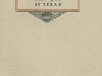 "1913 State Fair of Texas Art Department, Dallas, TX, ""Catalog of the art exhibition held at the State Fair of Texas"", October 18 - November 2"