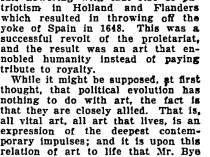 "The Christian Science Monitor, New York, NY, ""Studies in Still-Life Painting: Pots and Pans"", July 3, 1923, page 10, not illustrated"