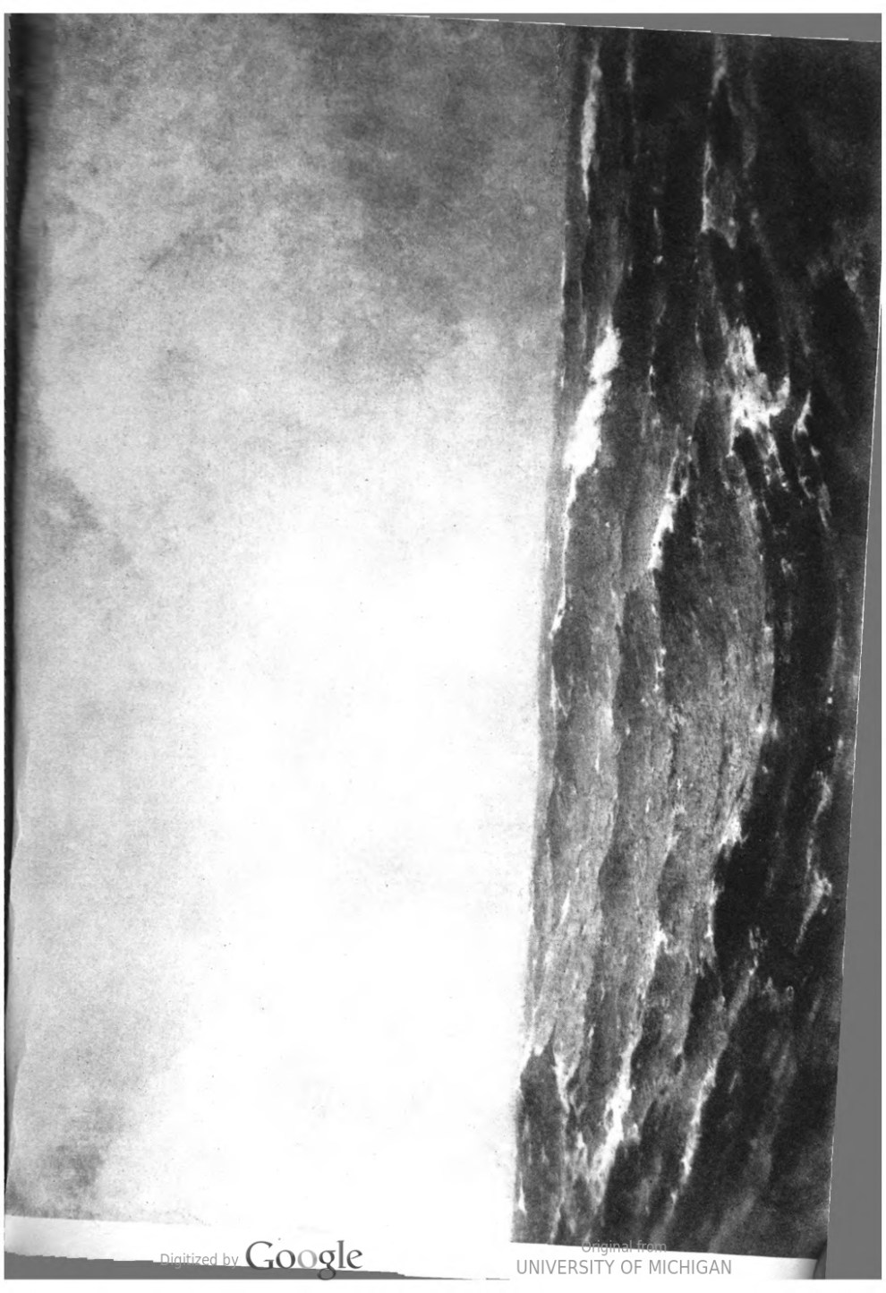"The Mentor, ""American Sea Painters"" by Arthur Hoeber, The Associated Newspaper School, New York, NY, July 7, 1913, Volume 1, Number 21, page 9-11, illustrated: b&w unnumbered page"