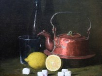 Emil Carlsen Still Life with Lemons and Sugar Cubes, 1899