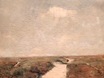 Emil Carlsen Long Island Sand Dunes, Afternoon, ca.1909