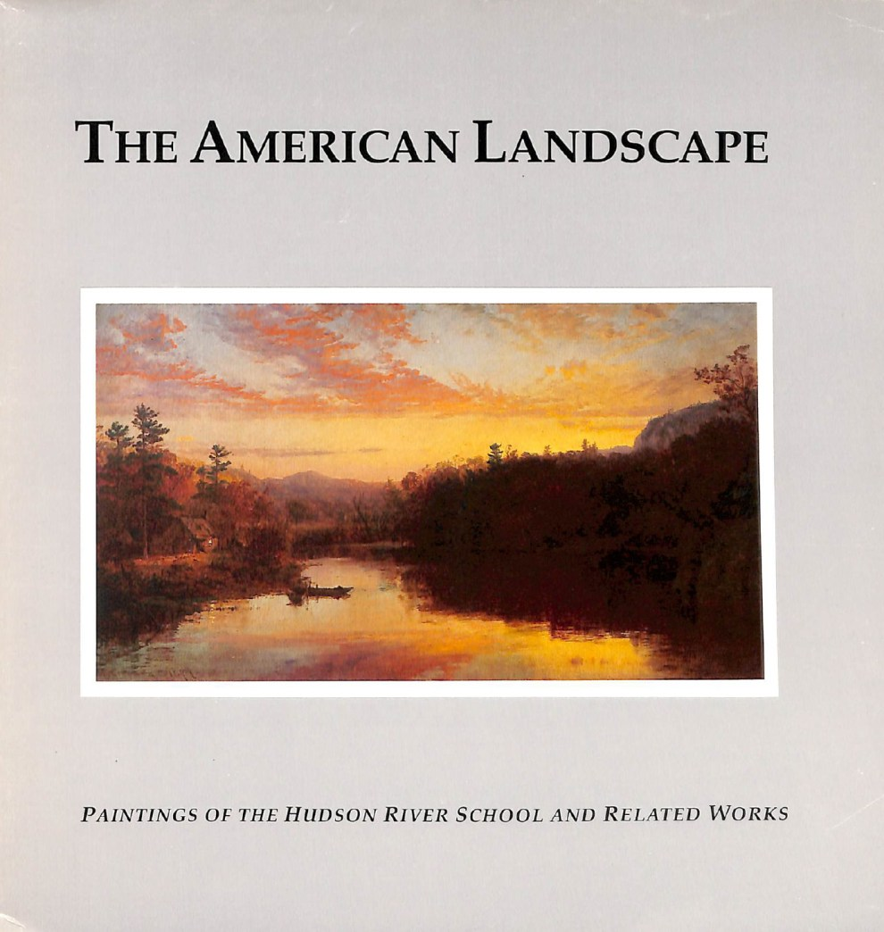 "1990 Altman/Burke Fine Art, New York, NY, ""The American Landscape: Paintings of The Hudson River School and Related Works"", November 30, 1989 – January 16, 1990"