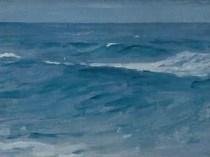 Emil Carlsen : Seascape no. 5, ca.1923.