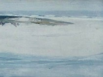 Emil Carlsen : The inlet, ca.1910.