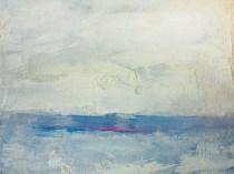 Emil Carlsen: Seascape, ca.1920.
