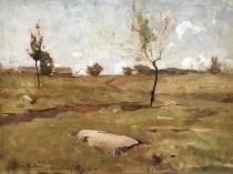 Emil Carlsen : Plymouth, NH, ca.1888.