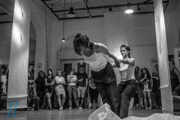 Folded Flesh Performance (2016)