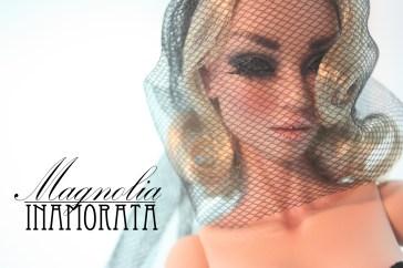 Magnolia Inamorata OOAK Charo Busty Latte art doll bjd haute couture emiliacouture em'lia