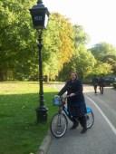 Me and my (hired) bike