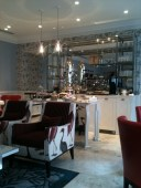 Champagne afternoon tea at The Ampersand Hotel, South Kensington
