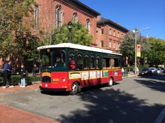 Salem Trolley Tour