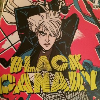 Black Canary issue 1