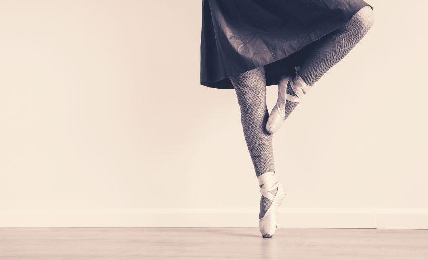 tańczyć w balecie