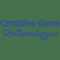 Logo de Christine Barré, réflexologue plantaire