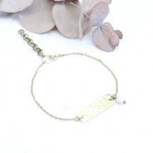 bracelet laiton femme