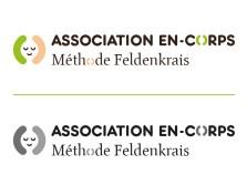 logo, logotype, parenthèse, détendu, relax, relaxation, association, en-corps, corps, méthode, feldenkrais