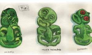 Tiki maori new zealand