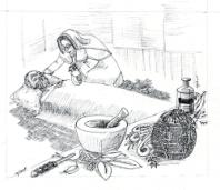 Mother Aubert, matariki, maori, traditional medicine