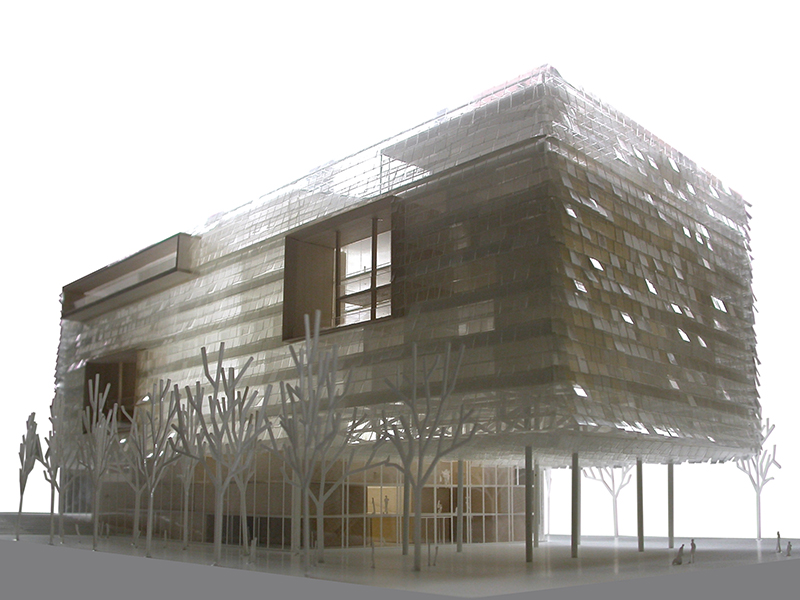 ECDM / mairie de bordeaux