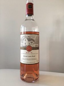 Hidden Bench Locust Lane Rosé 2015 Wine Bottle