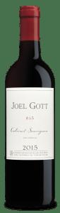 2015 Joel Gott Cabernet Sauvignon 815 Wine Bottle