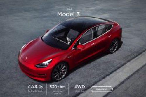 Tesla Model 3 Performance autonomía de 530 km WLTP