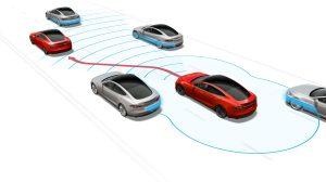 ¿Cómo es la seguridad activa de los vehículos Tesla?