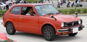 Primera generación del Honda Civic
