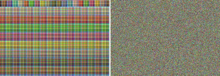 THE SHAPE OF INFORMATION WHEN NOBODY'S LOOKING - 1. Color Count by Emilio Vavarella
