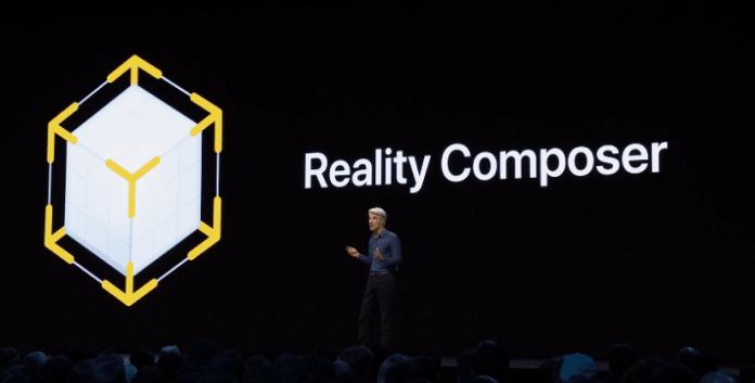 reality composer AR