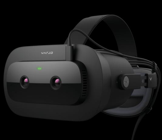 varjo XR-1 visor realidad mixta