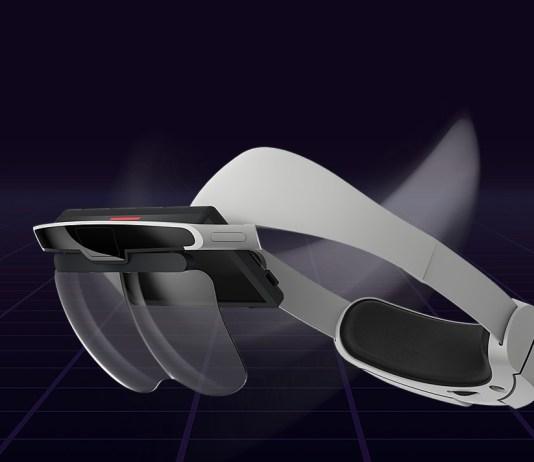 rhino X headset realidad aumentada