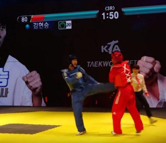 taekwondo tekken
