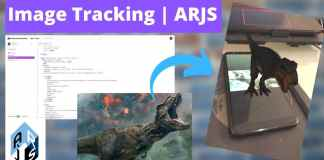 arjs image tracking