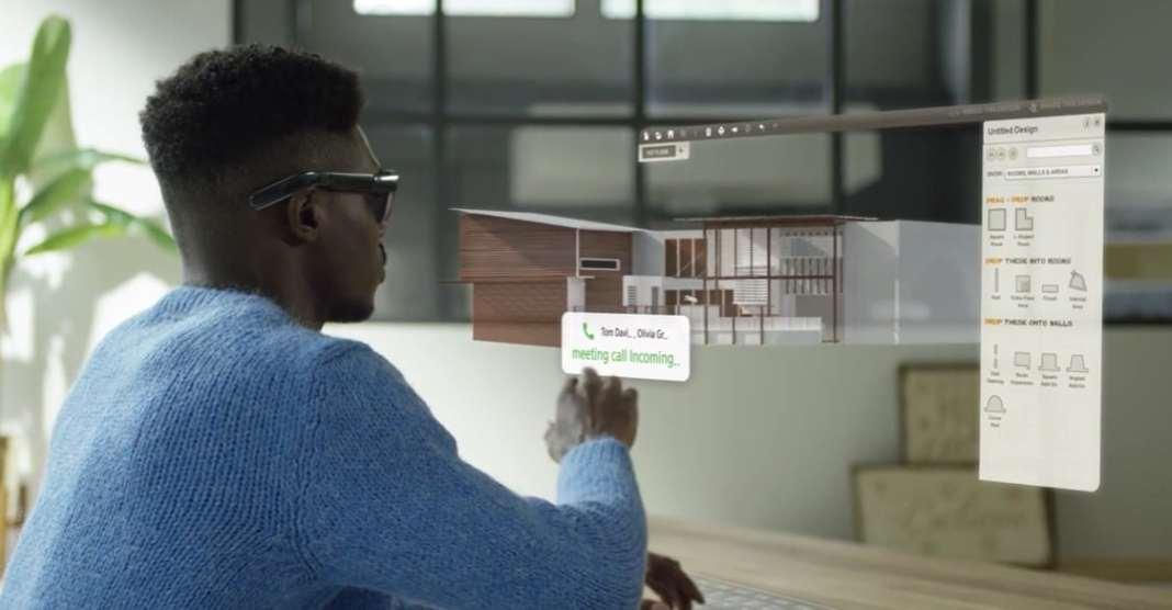 Lentes de Realidad Aumentada Samsung