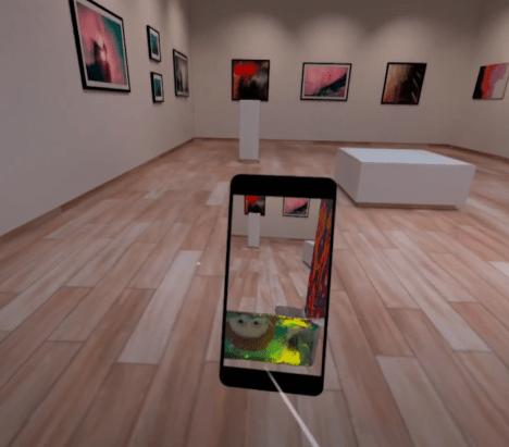 Spark AR en Oculus Quest