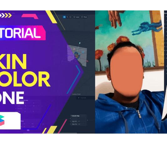 Spark AR tutorial