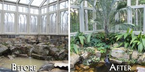 Head of the Harbor Conservatory Garden by Emil Kreye & Son, Inc.