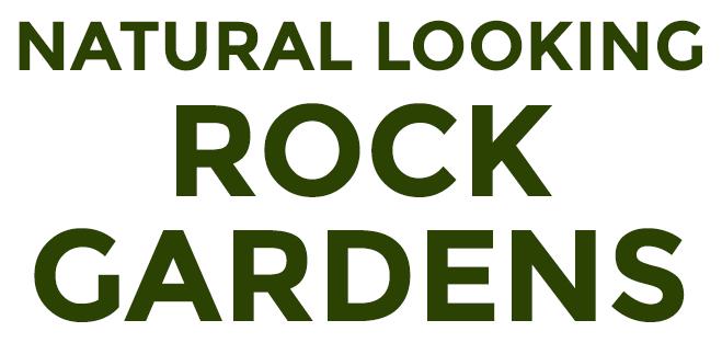 Natural Looking Rock Gardens Long Island NY Rock gardens Long Island