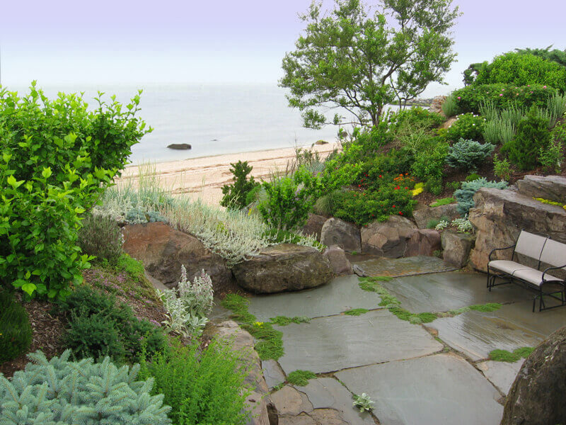 Rock gardens Long Island, Rock Garden Experts on Long Island, NY, Natural Looking Rock Gardens