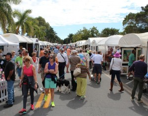 GOING ON NOW: 40th ANNUAL NAPLES NATIONAL ART FESTIVAL