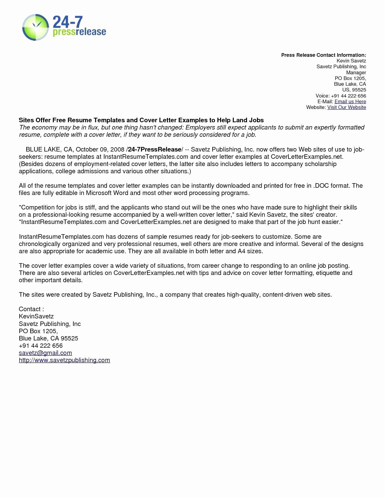 96 Relocation Cover Letter Template