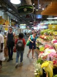 Reading Terminal Market is a huge complex full of a wide variety of stalls