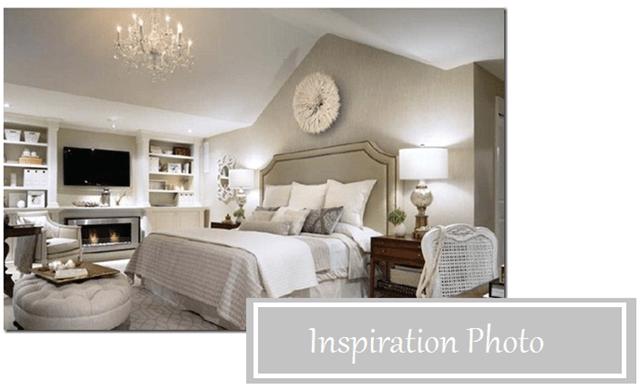 Pretty  Neutral A Master Bedroom Design Plan  Emily A