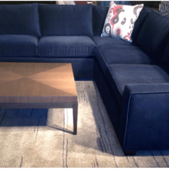 Royal Blue Velvet Sofa Big Sof Malaga An Update On Our Sectional Search - Emily A. Clark