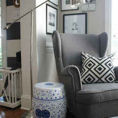 White Ikea Office Chair Balance Ball Reviews My Little Corner Of The World - Emily A. Clark