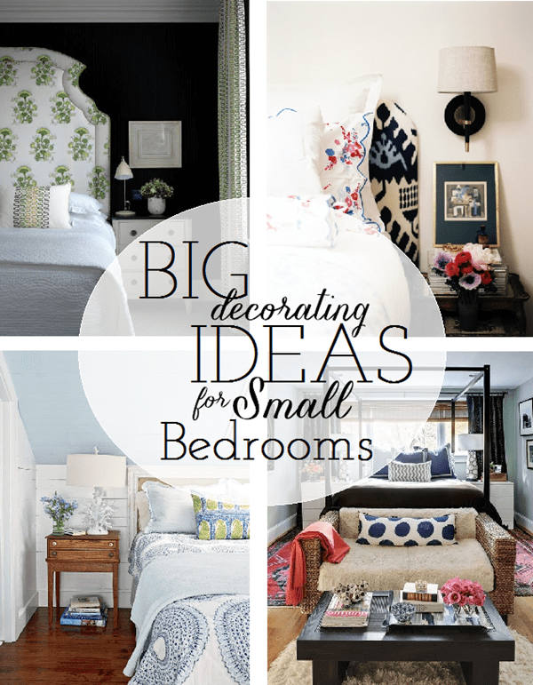 Working With A Small Master Bedroom  Emily A Clark
